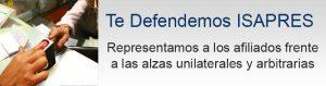 Te Defendemos Isapres
